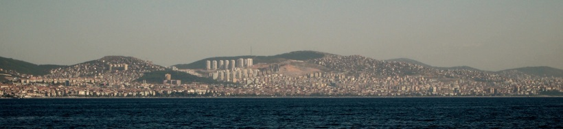 Istanbul is built on Seven Hills