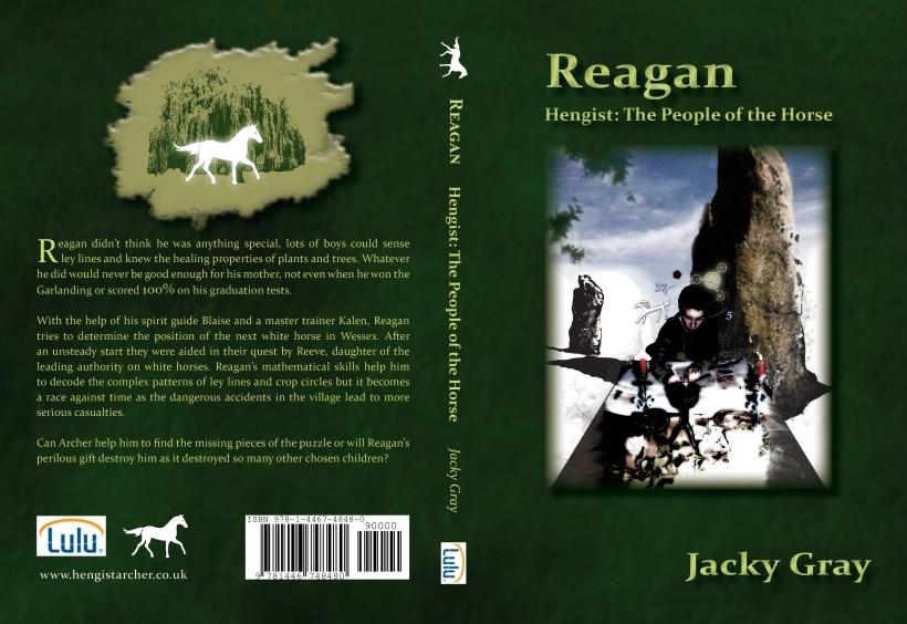 Reagan: The Green Cover 2011 pre-release