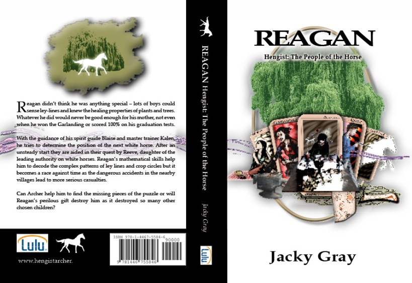 Reagan white cover