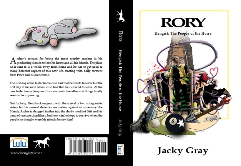 Rory Cover White