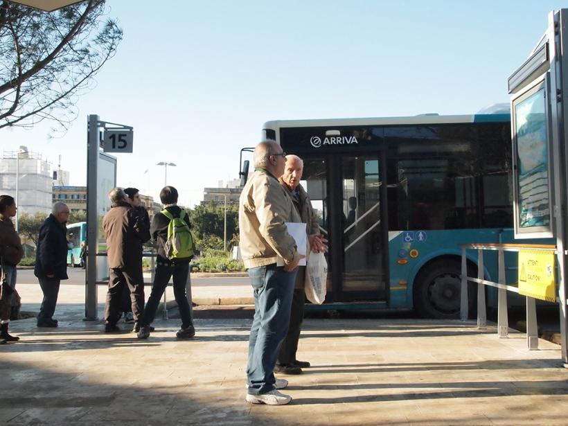Valletta Bus Terminal