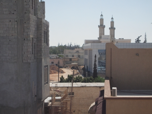 Rapidly Changing Face of Suburban Tripoli