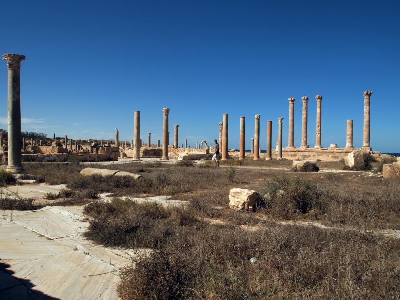 Sabratha: Roman Ruins in Libya
