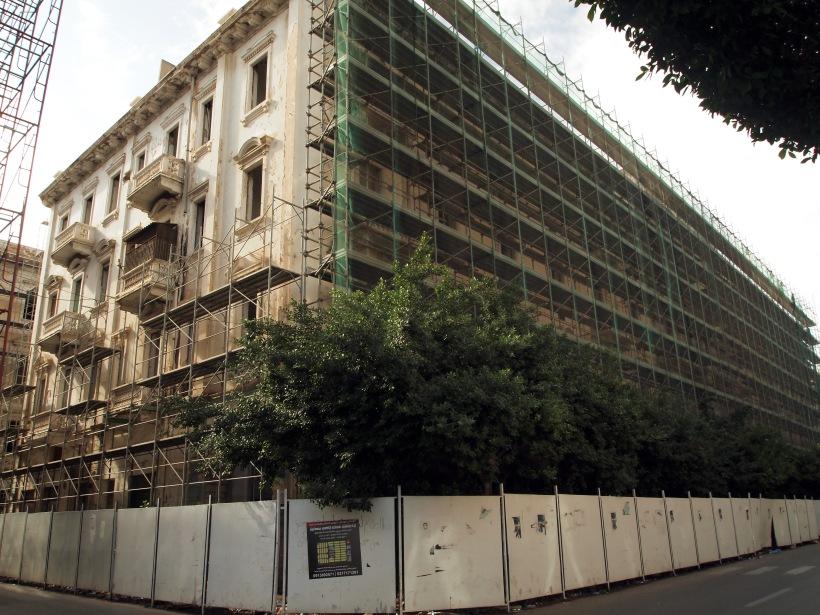 Italian Style Building