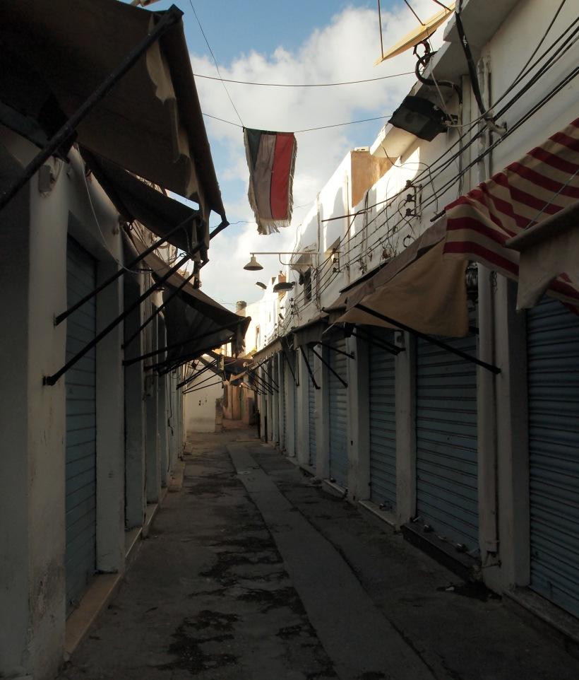Medina side street