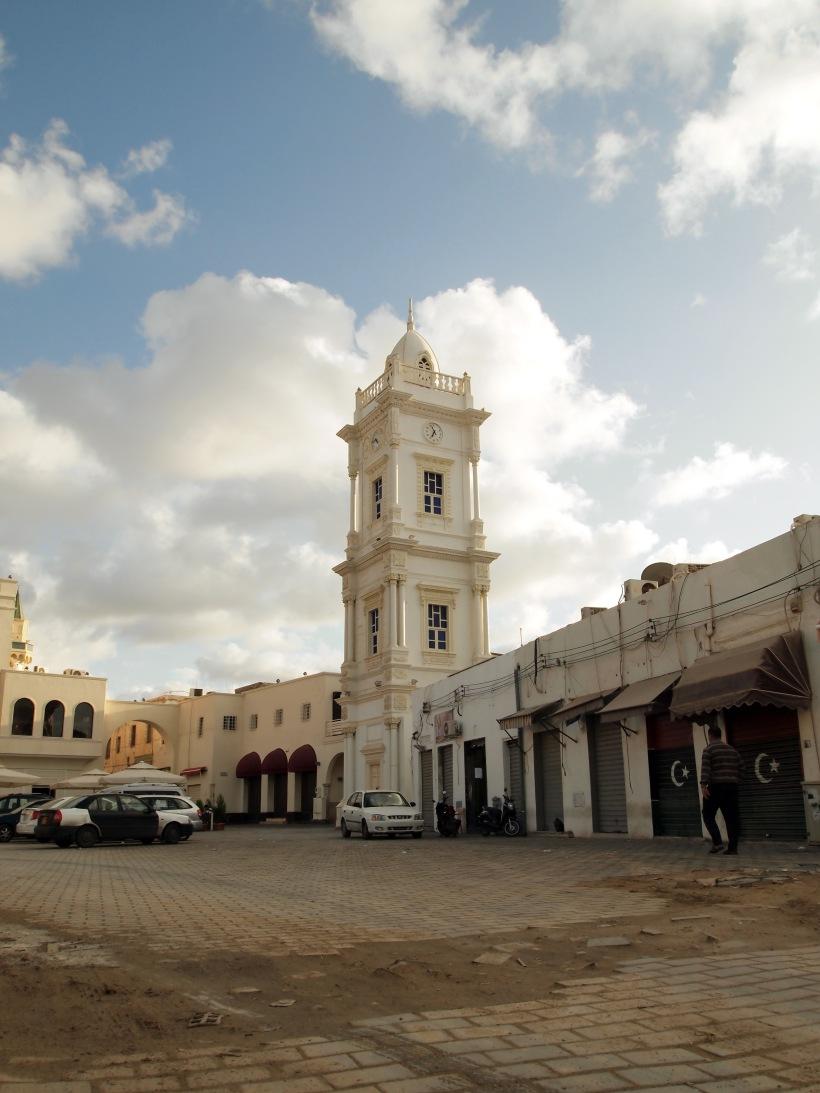 The Ottoman Clocktower (Tripoli, Medina)