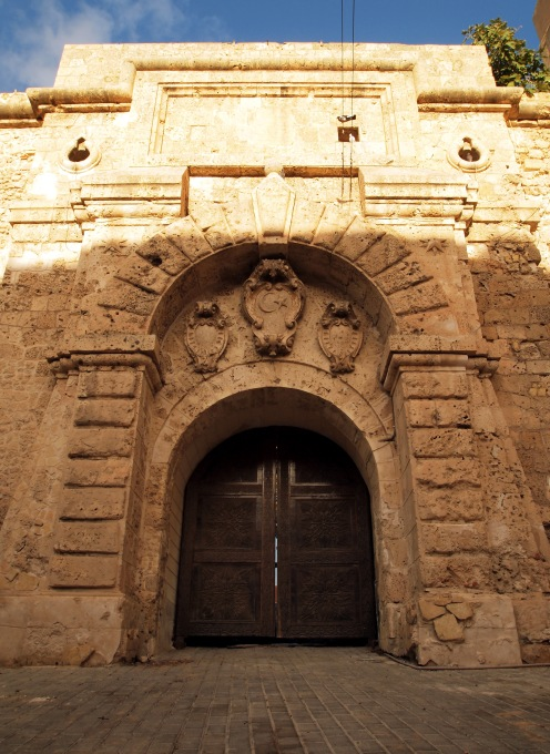 Red Fortress Gates (Tripoli, Medina)